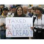 Tea Party protest sign