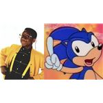 For me, Jaleel White will always take the cake as the best Sonic voice actor ever.