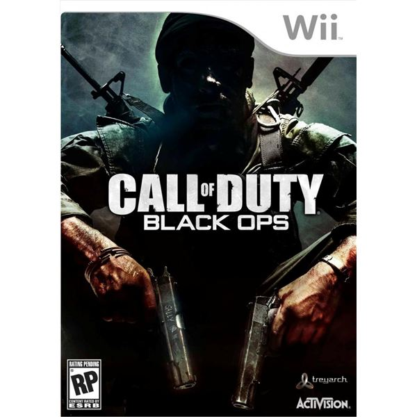 Call Of Duty Black Ops Eur Italian Wii-Pussycat
