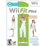 Wii Fit Plus Game Cover