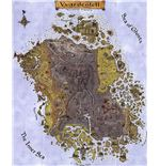 Morrowind Map