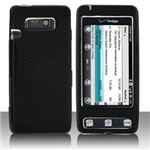 - LG VS750:Fathom Carbon Fiber Cover - Faceplate - Case - Snap On