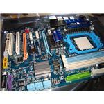 Motherboard color scheme – Expansion Slots - pic