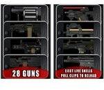 Gun Smoke 28 Guns