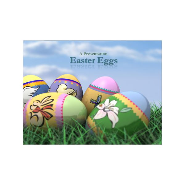 Awesome Easter Powerpoint Template PhotosFree Seasonal Powerpoint
