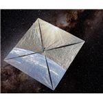 Planetary Society's, LightSail 1 by Rick Sternbach