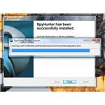 Automatic Scan During Install Process of SpyHunter