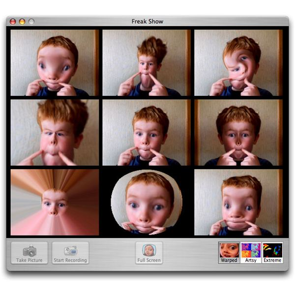how to find the photo booth on mac