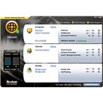 Norton Internet Security 2009 Main Window