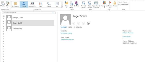 Use Mail Merge In Outlook 2013 To Send Out Email Form Letters