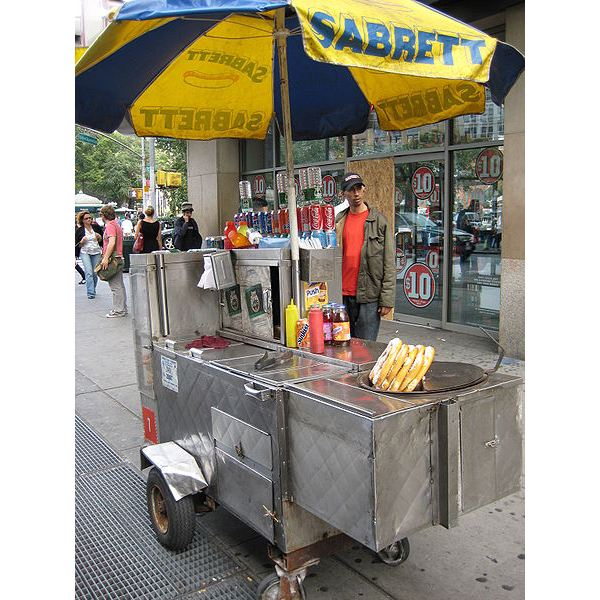 Hot Dog Cart Manufacturers In New York