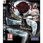 Bayonetta PS3 Cover