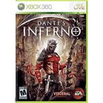 Dante's Inferno game boxshot
