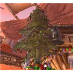 Winterveil Tree in Ironforge