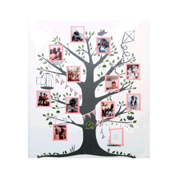 another cute family tree for you to check out shabby ladybug has family tree design - Family Tree Design Ideas