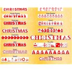Christmas Scrapbook Fonts