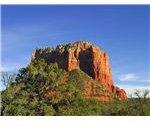 Butte in Sedona, Arizona