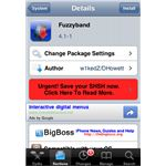 Fuzzyband for iPhone