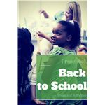 Preschool Back to School Books & Activities