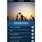 Lonely Planet Shanghai City Guide iPhone App