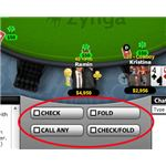 Facebook Poker Buttons