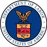 US Dept of Labor Logo