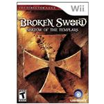 Broken Sword Shadow of the Templars Wii