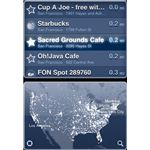 Spots - The WiFi Hotspot Directory iPhone App