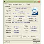 CPU-Z is a vital system management and overclocking freeware tool