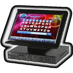 Touch Screen Karaoke Machine