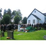 """Funeral in Norway"