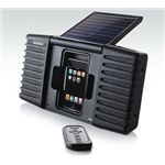 Eton Soulra Review - Solar Powered Speaker System for iPods and iPhones
