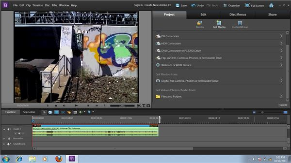 Importing Your Video and Photographs with Ease