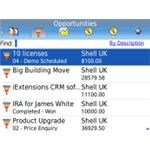 Mobile Edge for Microsoft Dynamics CRM