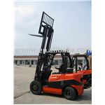 Forklift Truck power