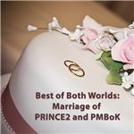 Instead of choosing between the two methodologies, use the best parts of PRINCE2 and PMBoK.