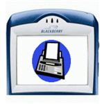 Mail2Fax - Document Printing for Blackberry