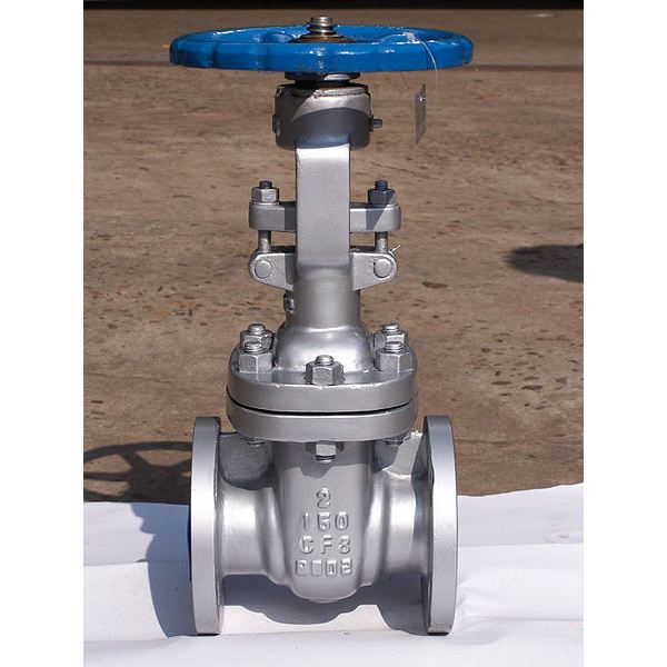 Comparison Between Gate And Globe Valves Cautions