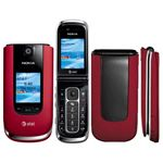 nokia 6350 red
