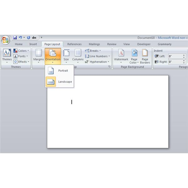 How Do I Make Index Cards in Microsoft Word?