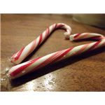 "Use real or fake candy canes to hold a ""Candy Cane Relay Race"" during the holiday season."