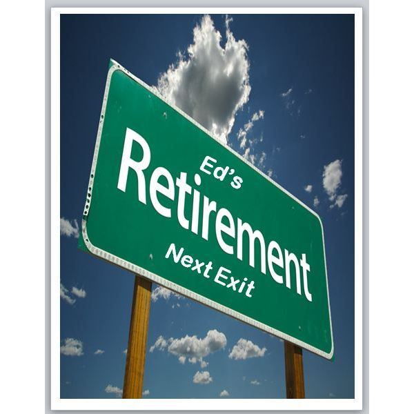 free retirement templates