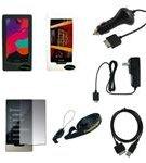 Premium Essential Accessory Kit for Zune HD