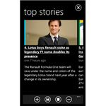Find the news you want with Project Emporia for Windows Phone 7