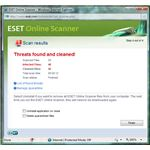 ESET Online Scanner with Quarantine Manager