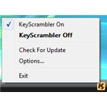 Tray Icon of KeyScrambler