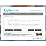 Removal Type using AppRemover