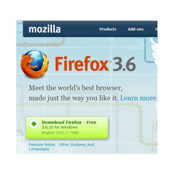 Firefox 4 Download Free
