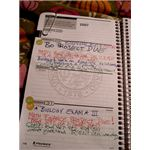 homework planner by GIRLintheCAFE flickr