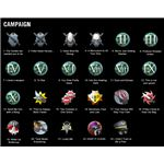 Halo Reach Achievements - Campaign Achievements